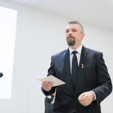 UNICEF Lietuvos nacionaliniam komitetui vadovaus V. Ilgius