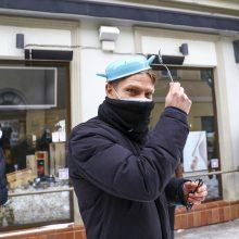Karantino metinės: viešbučių ir restoranų atstovai rengia protesto akciją