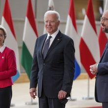 """ES ir JAV pratęsė paliaubas ginče dėl subsidijų """"Airbus"""" ir """"Boeing"""""""