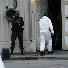 Įtariamas Norvegijos užpuolikas yra policijai žinomas atsivertėlis į islamą