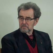 Netektis: mirė rašytojas, dramaturgas E. Ignatavičius