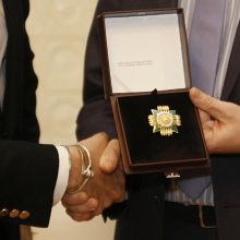 M. Kvietkauskas įteiks svarbiausius Kultūros ministerijos apdovanojimus