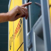 Lietuvos paštas: dalis pašto siuntų bus nukreipiamos į terminalus