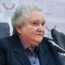 Socialdemokratų rinkimų sąraše ekonomistą R. Lazutką pakeitė V. Targamadzė