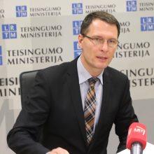 E. Jankevičius: Lietuvai būtina mažinti pakartotinį nusikalstamumą