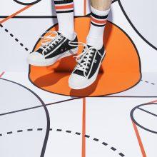 Sportbačiai: iš treniruočių salių – ant raudonojo kilimo