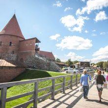 Mokslo ir žinių dieną prie Kauno pilies kvies tradicinis renginys