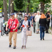 Putvinskio gatvės dieną – pramogos visiems