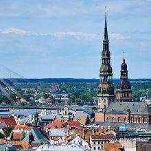 Ryga tikisi vasarą pritraukti 80 proc. įprasto Baltijos šalių turistų srauto