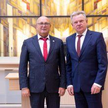 Susisiekimo ministras: Kaunas – sparčiausiai besivystantis šalies miestas