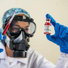 PSO: vakcina nereiškia koronaviruso eliminavimo