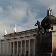 Pirmajai tarptautinei Vilniaus komunikacijai – 697 metai