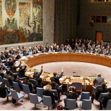 JT šešiems mėnesiams pratęsė misijos Afganistane mandatą