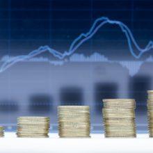Bankai vėl skaičiuoja augančius pelnus