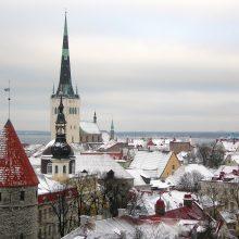 Tyrėjai: Estijoje dominuoja britiškoji koronaviruso atmaina