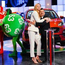 """Atsinaujinusioje loterijoje """"Teleloto"""" – 135 tūkst. laimėtojų"""