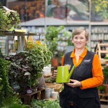 Specialistė primena: daržovių ir gėlių mėgėjams laikas sukrusti