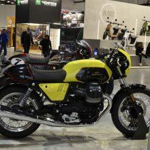 Paroda Milane, kurios motociklų aistruoliai laukia labiau nei Kalėdų