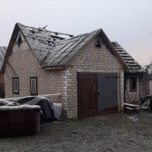 Policija ieško, kas matė gaisrą Lazdijų rajone