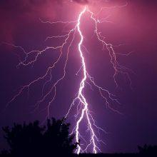 Lenkijos Tatrų kalnuose trenkus žaibui sužeisti trys žmonės