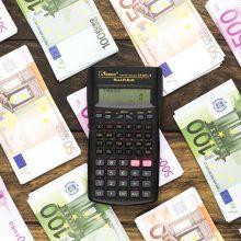 Finansų ministerija atkreipė dėmesį į I. Šimonytės teiginius dėl pensijų indeksavimo