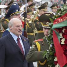 A. Lukašenka: Minskas pasirengęs dialogui dėl stabilumo Europoje