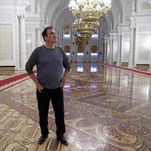 Rusijos kultūros ministras aprodė Kremlių režisieriui Q. Tarantino