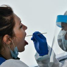 Latvijoje nustatyta 11 naujų koronaviruso atvejų