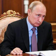 V. Putiną teismui apskundęs eksgubernatorius mirė nuo koronaviruso komplikacijų