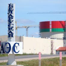 Komercinis elektros srautas iš Baltarusijos bus nulinis iki sinchronizacijos