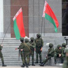Baltarusijos protestuotojai rengia naują demonstraciją