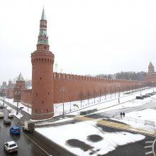 Rusijos URM: Rusija išsiunčia iš šalies Estijos diplomatą, atsakydama į Talino priemones