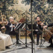 """""""Muzika Trakų pilyje"""": nuo romantiškų širdies melodijų iki siaubingos muzikos"""