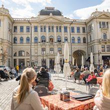 Vilniuje atgimsta kultūra: grįžta renginiai, menininkai gaus stipendijas