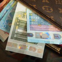 VMI: gyventojai dar nesumokėjo 6,8 mln. eurų GPM