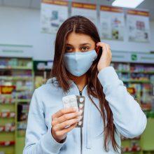Vaistinių tinklai: nemažai vilniečių dar neatsiėmė kalio jodido tablečių