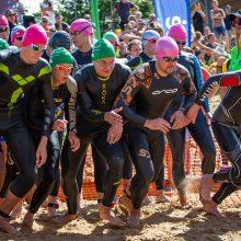 Skaudvilėje – savo progų nepraleidę favoritai ir sprinto rungties lyderio dominavimas
