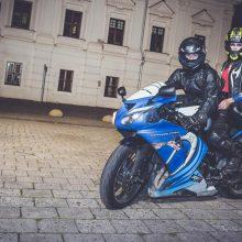 Motociklininkai: parodėme, kokie esame vieningi ir kaip mylime Lietuvą