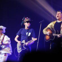 """S. Prūsaitis gimtajame mieste pradėjo naujo albumo """"39"""" pristatymo turą"""