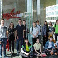Jaunieji Lietuvos talentai dalyvavo Rotary stovykloje Danijoje