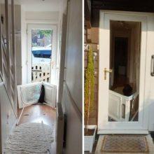 Policija suniokojo niekuo dėto Anglijos lietuvio namus