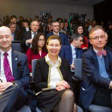 I. Šimonytė per debatus: Baltijos valstybės turėtų būti vieningos