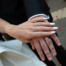 Ištekėjo žinoma televizijos laidų vedėja U. Galadauskaitė