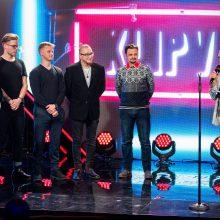 Įteikti geriausių muzikinių vaizdo klipų KLIPVID apdovanojimai