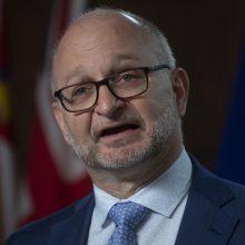 Rusija paskelbė atsakomųjų sankcijų Kanadai