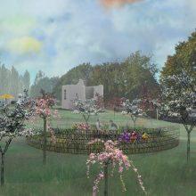 Vietoj dykynės ir apleistų želdynų Stoties rajone planuojamas žalias viešasis skveras