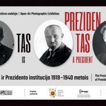 Muziejų diena ir naktis skirta Lietuvos Respublikos prezidentui