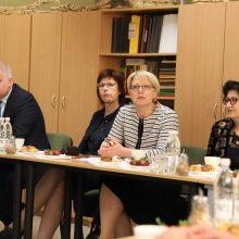 Kauno rajono sėkmės istorija sveikai maitinant moksleivius domisi visa Lietuva
