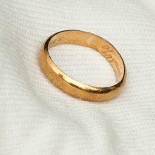 Neįtikėtina: vyras duonos kepalėlyje rado vestuvinį žiedą
