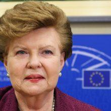 Latvijos eksprezidentė ragina Baltijos šalis ir Lenkiją nebijoti Rusijos imperializmo